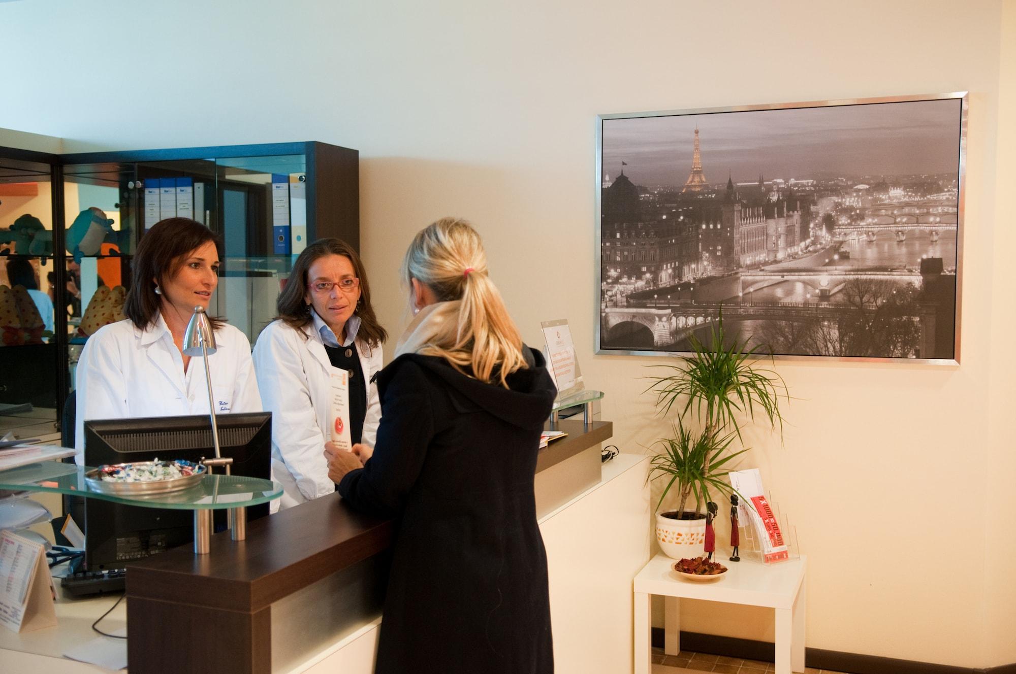 Centro medico e poliambulatorio specialistico a Vicenza (Dueville)